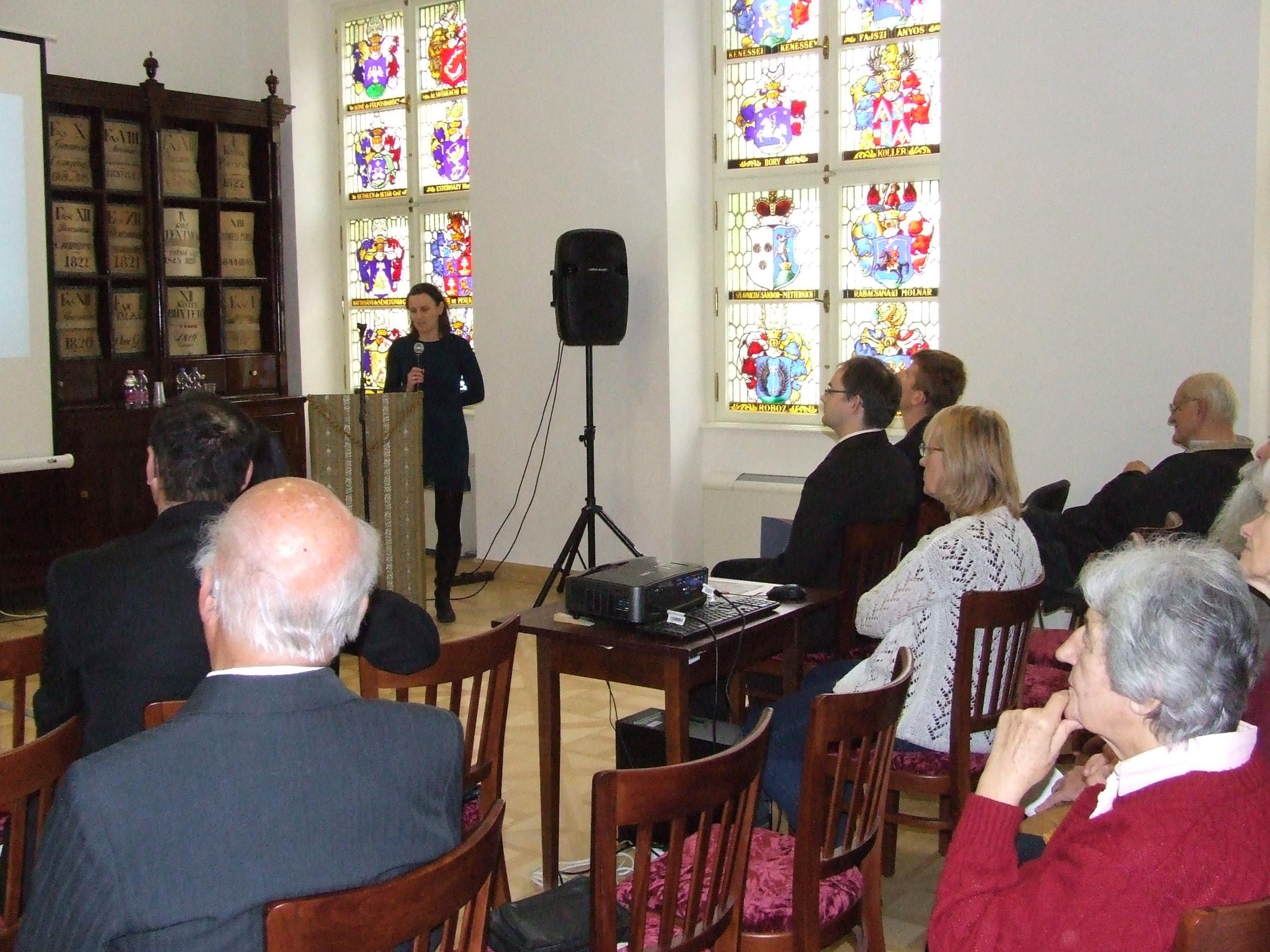 A reformáció és Fejér vármegye - konferencia