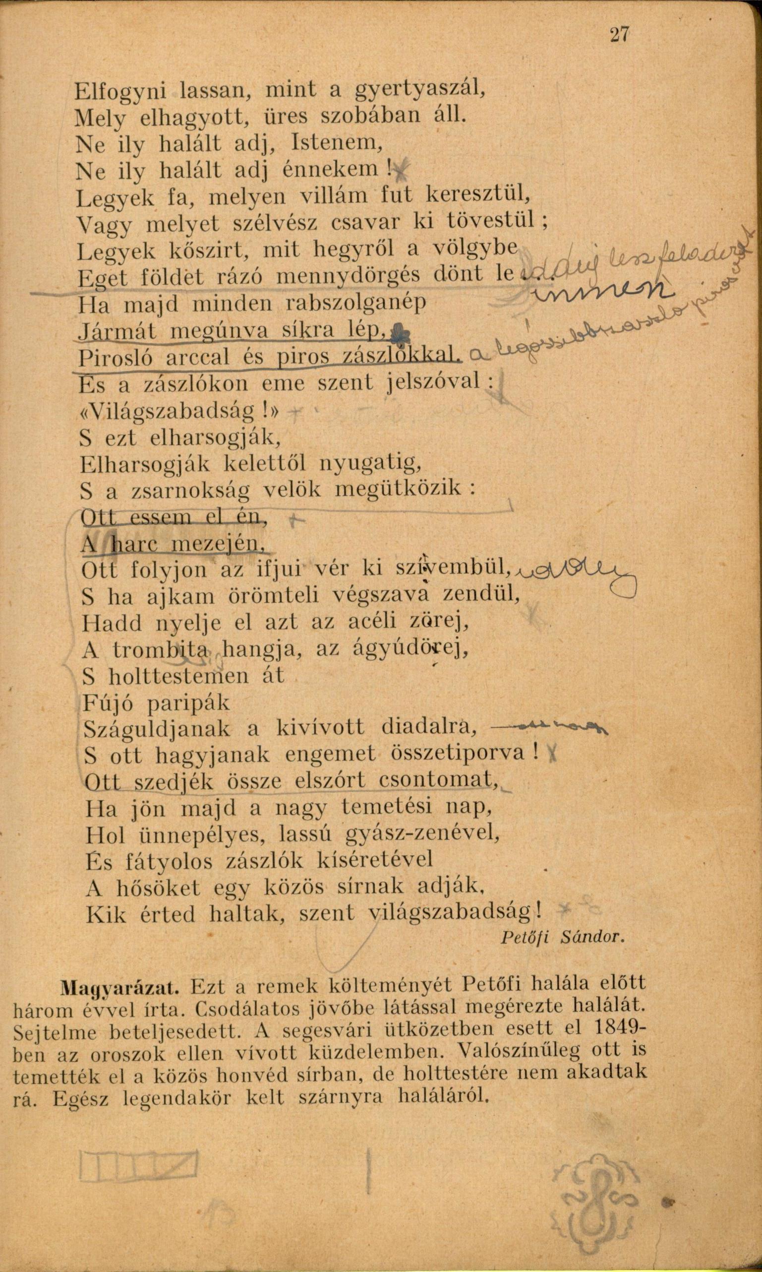 Kálvineum - Kötetek - Költészet I.