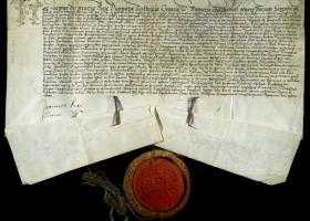 Reformáció kori iratok digitalizálása a Magyar Nemzeti Levéltárban
