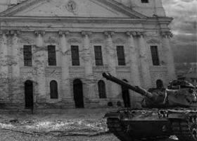 A debreceni református Nagytemplom helyreállítása a II. világháború után