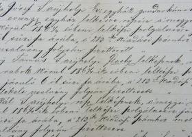 Börtönlelkészek javadalmazása Zemplén vármegyében a 19. században