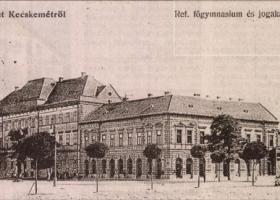Kecskeméti Református Jogakadémia Csilléry–Dékány Alapítványának alapítólevele, 1890
