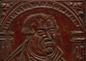 Luther Márton arcképe