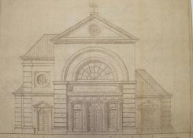A gyulai evangélikus templom