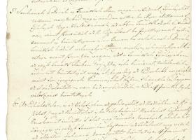 Egy református közösség mindennapjai – Szentgál község statútumai az 1790-es évekből