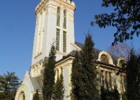 Nagyvárad téri Református Templom