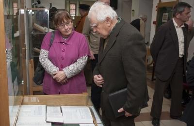 Bibliatörténeti kiállításmegnyitó és előadás