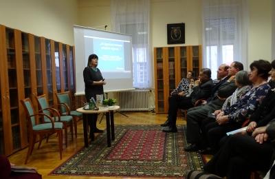 Hármas könyvbemutató a XVIII. Győri Könyvszalonon