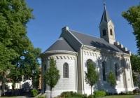 A magyaróvári evangélikus templom és környéke - Kult-utca