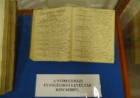 A nyíregyházi és városkörnyéki evangélikus egyházközségek és intézmények bemutatkozása a levéltárban