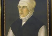 Lorántffy Zsuzsanna képmása, XVII. sz.