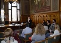 A Református Pedagógiai Intézet levéltár-látogatása