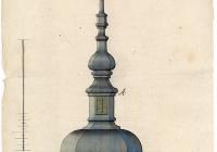 A visontai templomtorony ügyében Freund Miklós ácsmester felvalló levele