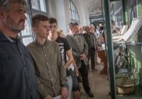 """Az """"Iskolateremtők, avagy mit adott nekünk a reformáció?"""" című időszaki kiállítás megnyitója (2017. szeptember 11.)"""