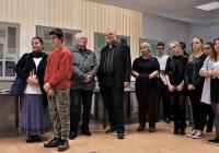 Az MNL Reformáció Vissza a forrásokhoz c. vándorkiállítás kaposvári megnyitója