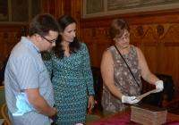 Három projekt találkozik - Sajtótájékoztató 2017. szeptember 11.