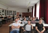 Reformációs levéltár-pedagógiai foglalkozás a Hildben