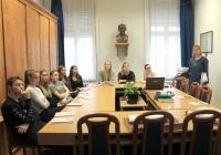 Reformációtörténeti foglalkozás a hévízi Bibó István Alternatív Gimnázium diákjai számára 2017.02.08