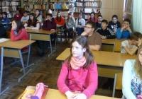 """""""Utazás Wittenbergbe"""" - a komáromi Szent Imre Római Katolikus Általános Iskolában"""