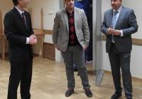 Romhányi Péter, dr. Wencz Balázs, dr. Molnár Attila