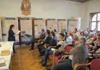 Vissza a forrásokhoz vándorkiállítás zalaegerszegi megnyitója 2017.10.05