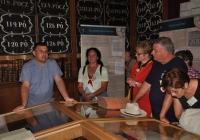 XLV. Országos Honismereti Akadémia sátoraljaújhelyi látogatása