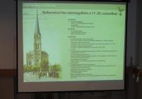 XXXIV. Levéltári Nap a reformáció jegyében a Vas Megyei Levéltárban - projekteredmény
