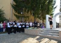 A reformáció emlékműve - Bakonytamási