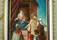Bábonymegyeri Evangélikus Templom oltárképe