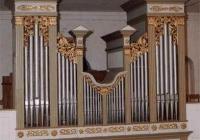 Bakonycsernyei Evangélikus Templom orgonája