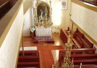 Bakonytamási Evangélikus Templom - belső