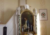 Bakonytamási Evangélikus Templom - oltár