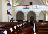 Balatonszárszó Református Templom - belső