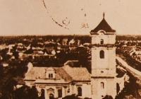Békéscsabai Evangélikus Kistemplom 1906-ban