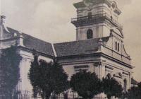 Békéscsabai Evangélikus Kistemplom a két világháború között