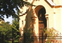Békéscsabai Református Templom - kapu