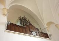 Békéscsabai Református Templom - orgona