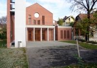 Budahegyvidék evangélikus temploma
