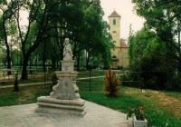 Csabacsűdi Evangélikus Templom - utcakép