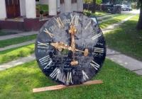Csurgói Református Templom - emlékóra