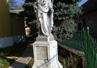 Jézus a jó pásztor szobor