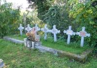 Első világháború evangélikus katonák síremléke