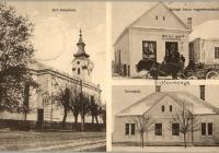 Erdőcsokonyai református templom