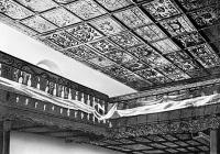 Kadarkúti Református Templom - karzat, mennyezet - Malonyay Dezső