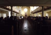 Kadarkúti Református Templom - hálaadó istentisztelet
