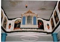 Neobarokk orgona