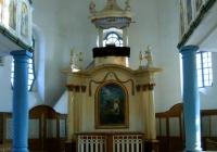 Kalaznói Evangélikus Templom