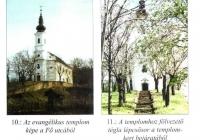 A templom és a hozzá vezető lépcsősor