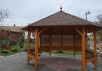 Kocsi Csergő Bálint emlékpark - Kocs