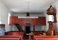Márfai Református Templom